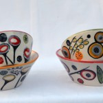Funky 50s Bowls