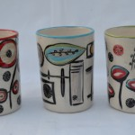 Funky 50s Mugs