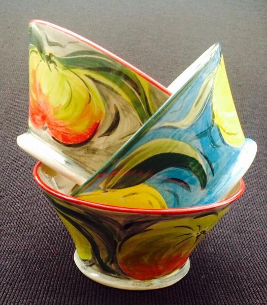 Spouted & un-spouted bowls